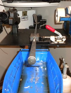 Regripping Machine